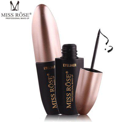 7402-033H MISS ROSE Waterproof Long Lasting EyelinerEye Makeup<br>7402-033H MISS ROSE Waterproof Long Lasting Eyeliner<br><br>Feature: Easy to Wear<br>Formulation: Liquid<br>Net Content(ml): 3.5ml<br>Package Content: 1 x Eyeliner<br>Package size (L x W x H): 3.50 x 3.50 x 11.00 cm / 1.38 x 1.38 x 4.33 inches<br>Package weight: 0.0280 kg<br>Product size (L x W x H): 1.70 x 1.70 x 10.20 cm / 0.67 x 0.67 x 4.02 inches<br>Product weight: 0.0180 kg<br>Waterproof / Water-Resistant: Yes