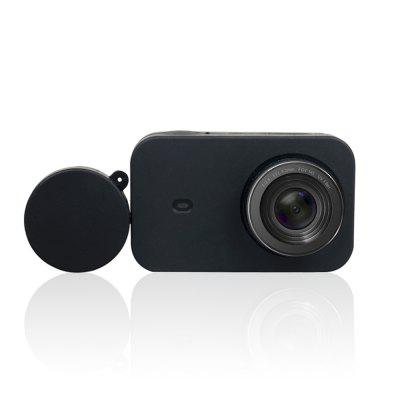 Silicone Housing Case + Lens Cap Cover  for Xiaomi Mijia 4K Mini Action CameraAction Cameras &amp; Sport DV Accessories<br>Silicone Housing Case + Lens Cap Cover  for Xiaomi Mijia 4K Mini Action Camera<br><br>Accessory type: Protective Cases/Housing<br>Apply to Brand: Xiaomi<br>Package Contents: 1 x Silicone Case, 1 x Lens protection shell<br>Package size (L x W x H): 8.00 x 5.00 x 3.00 cm / 3.15 x 1.97 x 1.18 inches<br>Package weight: 0.0170 kg<br>Product size (L x W x H): 7.30 x 4.40 x 2.30 cm / 2.87 x 1.73 x 0.91 inches<br>Product weight: 0.0140 kg