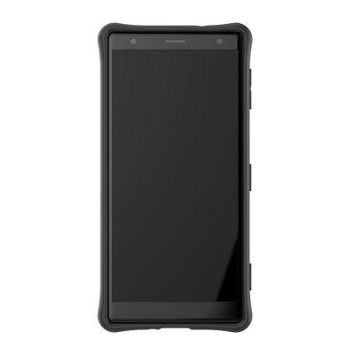 Case for Sony Xpreia XZ2 Shockproof with Stand 360 Rotation ContrasCases &amp; Leather<br>Case for Sony Xpreia XZ2 Shockproof with Stand 360 Rotation Contras<br><br>Compatible Model: for Sony Xpreia XZ2<br>Features: Back Cover, Cases with Stand, Anti-knock<br>Mainly Compatible with: Sony<br>Material: PC, TPU<br>Package Contents: 1 x Phone Case<br>Package size (L x W x H): 17.00 x 9.00 x 1.50 cm / 6.69 x 3.54 x 0.59 inches<br>Package weight: 0.0450 kg<br>Product Size(L x W x H): 16.70 x 8.70 x 1.20 cm / 6.57 x 3.43 x 0.47 inches<br>Product weight: 0.0420 kg<br>Style: Mixed Color