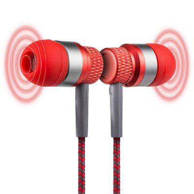 Metal Wired Headset Volume Control with MicrophoneEarbud Headphones<br>Metal Wired Headset Volume Control with Microphone<br><br>Application: Gaming, Running, Sport<br>Bluetooth: No<br>Color: Black,Red,Blue,Green<br>Compatible with: Portable Media Player, iPhone, Mobile phone, MP3<br>Connecting interface: 3.5mm<br>Connectivity: Wired<br>Features: Extra Bass<br>Function: Answering Phone, MP3 player, Voice control<br>Material: Silicone<br>Package Contents: 1 x Headset<br>Package size (L x W x H): 9.00 x 4.00 x 2.00 cm / 3.54 x 1.57 x 0.79 inches<br>Package weight: 0.0200 kg<br>Plug Type: 3.5mm<br>Product size (L x W x H): 8.00 x 3.50 x 1.50 cm / 3.15 x 1.38 x 0.59 inches<br>Product weight: 0.0200 kg<br>Type: In-Ear<br>Wearing type: In-Ear