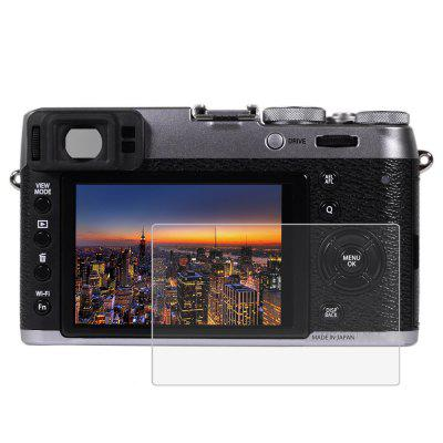 LCD Camera Screen HD Toughened Glass Protective Film for Fujifilm X100T
