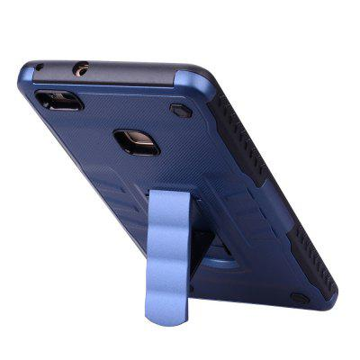 PC+TPU Bracket for Huawei P10lite Protective Cover Two-in-One Anti-Crash CaseCases &amp; Leather<br>PC+TPU Bracket for Huawei P10lite Protective Cover Two-in-One Anti-Crash Case<br><br>Features: Back Cover<br>Material: TPU, PC<br>Package Contents: 1 x Phone Case<br>Package size (L x W x H): 21.00 x 12.50 x 1.10 cm / 8.27 x 4.92 x 0.43 inches<br>Package weight: 0.0510 kg<br>Product Size(L x W x H): 14.90 x 7.30 x 1.00 cm / 5.87 x 2.87 x 0.39 inches<br>Product weight: 0.0500 kg