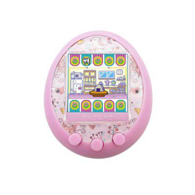 90S Color Display Nostalgic Game Machine Electronic Virtual Cyber Pet Toy