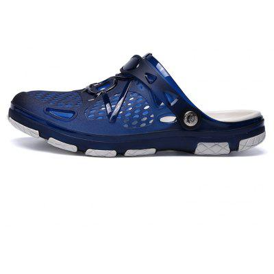 ZEACAVA Fashion Summer Men Odourless  Breathable Beach SlippersMens Slippers<br>ZEACAVA Fashion Summer Men Odourless  Breathable Beach Slippers<br><br>Contents: 1 x Pair of Shoes<br>Function: Slip Resistant<br>Materials: PU<br>Occasion: Holiday, Beach<br>Outsole Material: EVA<br>Package Size ( L x W x H ): 30.00 x 20.00 x 10.00 cm / 11.81 x 7.87 x 3.94 inches<br>Package weight: 0.2500 kg<br>Product weight: 0.2000 kg<br>Seasons: Spring,Summer<br>Style: Comfortable, Casual<br>Toe Shape: Round Toe<br>Type: Sandals<br>Upper Material: PU