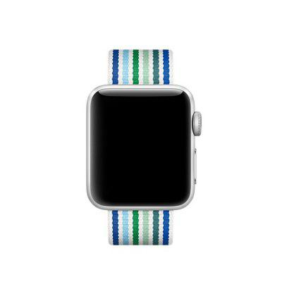 Nylon Fabric Wrist Strap Replacement Band for Apple Watch Series 3 / 2 / 1 38MMSmart Watch Accessories<br>Nylon Fabric Wrist Strap Replacement Band for Apple Watch Series 3 / 2 / 1 38MM<br><br>Package Contents: 1 x Watch Band<br>Package size: 20.00 x 5.00 x 5.00 cm / 7.87 x 1.97 x 1.97 inches<br>Package weight: 0.0800 kg<br>Product size: 18.00 x 3.00 x 2.00 cm / 7.09 x 1.18 x 0.79 inches<br>Product weight: 0.0600 kg