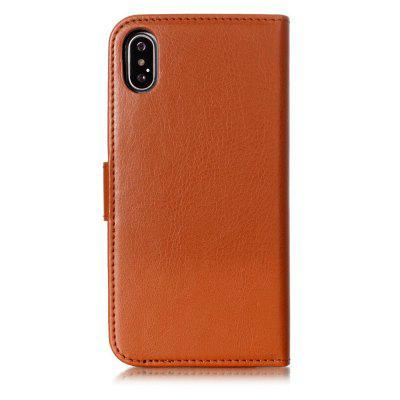 for iPhone X 2 in 1 Faux Leather Wallet Case with Detachable Back CoveriPhone Cases/Covers<br>for iPhone X 2 in 1 Faux Leather Wallet Case with Detachable Back Cover<br><br>Compatible for Apple: iPhone X<br>Features: Back Cover, Cases with Stand, With Credit Card Holder, FullBody Cases<br>Material: TPU, PU Leather<br>Package Contents: 1 x Phone Case<br>Package size (L x W x H): 20.00 x 12.00 x 4.00 cm / 7.87 x 4.72 x 1.57 inches<br>Package weight: 0.1000 kg<br>Product size (L x W x H): 16.00 x 9.00 x 2.00 cm / 6.3 x 3.54 x 0.79 inches<br>Product weight: 0.0500 kg<br>Style: Vintage