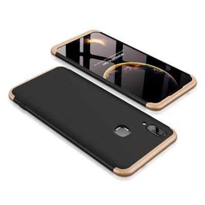 Case for VIVO Y85 / V9  Luxury Shockproof Full Cover Fashion Matte ProtectiveCases &amp; Leather<br>Case for VIVO Y85 / V9  Luxury Shockproof Full Cover Fashion Matte Protective<br><br>Compatible Model: VIVO Y85 / V9<br>Features: Back Cover, Button Protector, Anti-knock, Dirt-resistant<br>Mainly Compatible with: HUAWEI<br>Material: PC<br>Package Contents: 1 x Phone Case<br>Package size (L x W x H): 20.00 x 10.00 x 1.00 cm / 7.87 x 3.94 x 0.39 inches<br>Package weight: 0.0300 kg<br>Product Size(L x W x H): 16.00 x 6.00 x 0.70 cm / 6.3 x 2.36 x 0.28 inches<br>Product weight: 0.0250 kg<br>Style: Contrast Color, Cool, Solid Color