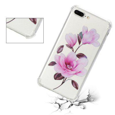 Anti Drop TPU Soft Case for iPhone 7 Plus / 8 PlusiPhone Cases/Covers<br>Anti Drop TPU Soft Case for iPhone 7 Plus / 8 Plus<br><br>Compatible for Apple: iPhone 7 Plus, iPhone 8 Plus<br>Features: Anti-knock<br>Material: TPU<br>Package Contents: 1 x Phone Case<br>Package size (L x W x H): 16.50 x 8.00 x 1.00 cm / 6.5 x 3.15 x 0.39 inches<br>Package weight: 0.0250 kg<br>Product size (L x W x H): 16.00 x 8.00 x 1.00 cm / 6.3 x 3.15 x 0.39 inches<br>Product weight: 0.0200 kg<br>Style: Pattern, Cool