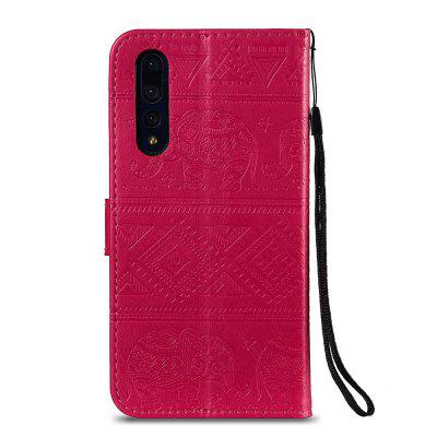 Leather Wallet Stand Flip Case for Huawei P20 Pro Elephant PatternCases &amp; Leather<br>Leather Wallet Stand Flip Case for Huawei P20 Pro Elephant Pattern<br><br>Compatible Model: Huawei P20 Pro<br>Features: Full Body Cases, With Credit Card Holder, Anti-knock<br>Mainly Compatible with: HUAWEI<br>Material: PU Leather, TPU<br>Package Contents: 1 x Phone Case, 1 x Rope<br>Package size (L x W x H): 16.30 x 8.50 x 1.80 cm / 6.42 x 3.35 x 0.71 inches<br>Package weight: 0.0650 kg<br>Product Size(L x W x H): 16.10 x 8.50 x 1.80 cm / 6.34 x 3.35 x 0.71 inches<br>Product weight: 0.0630 kg<br>Style: Special Design, Cool