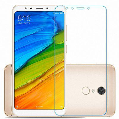 gocomma 2PCS Screen Protector for Xiaomi Redmi 5 Plus HD Full Coverage High Clear Premium Tempered GlassScreen Protectors<br>gocomma 2PCS Screen Protector for Xiaomi Redmi 5 Plus HD Full Coverage High Clear Premium Tempered Glass<br><br>Compatible Model: xiaomi redmi 5 plus<br>Features: Anti Glare, Anti-oil, Anti scratch, Anti fingerprint, High-definition, High sensitivity, Ultra thin, High Transparency, Protect Screen<br>Mainly Compatible with: Xiaomi<br>Material: Tempered Glass<br>Package Contents: 2 x Protective Screen<br>Package size (L x W x H): 15.00 x 8.00 x 0.40 cm / 5.91 x 3.15 x 0.16 inches<br>Package weight: 0.0180 kg<br>Product Size(L x W x H): 14.00 x 7.00 x 0.02 cm / 5.51 x 2.76 x 0.01 inches<br>Product weight: 0.0150 kg<br>Surface Hardness: 9H<br>Thickness: 0.2mm<br>Type: Screen Protector