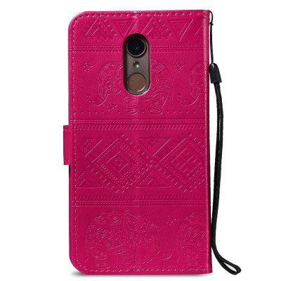 Leather Wallet Stand Flip Case for Xiaomi Redmi 5 Elephant PatternCases &amp; Leather<br>Leather Wallet Stand Flip Case for Xiaomi Redmi 5 Elephant Pattern<br><br>Compatible Model: Xiaomi Redmi 5<br>Features: Full Body Cases, With Credit Card Holder, Anti-knock<br>Mainly Compatible with: Xiaomi<br>Material: PU Leather, TPU<br>Package Contents: 1 x Phone Case, 1 x Rope<br>Package size (L x W x H): 16.00 x 8.20 x 1.80 cm / 6.3 x 3.23 x 0.71 inches<br>Package weight: 0.0680 kg<br>Product Size(L x W x H): 15.50 x 8.10 x 1.80 cm / 6.1 x 3.19 x 0.71 inches<br>Product weight: 0.0660 kg<br>Style: Special Design, Cool