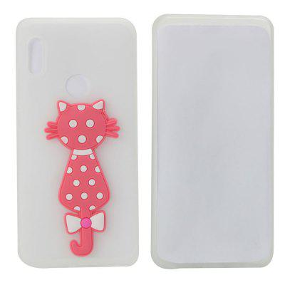 TPU Case for Xiaomi Redmi Note 5 Pro 3D Cat PatternCases &amp; Leather<br>TPU Case for Xiaomi Redmi Note 5 Pro 3D Cat Pattern<br><br>Compatible Model: Xiaomi Redmi Note 5 Pro<br>Features: Anti-knock<br>Mainly Compatible with: Xiaomi<br>Material: TPU<br>Package Contents: 1 x Phone Case<br>Package size (L x W x H): 16.00 x 8.00 x 1.20 cm / 6.3 x 3.15 x 0.47 inches<br>Package weight: 0.0350 kg<br>Product Size(L x W x H): 15.70 x 8.00 x 1.20 cm / 6.18 x 3.15 x 0.47 inches<br>Product weight: 0.0300 kg<br>Style: Cool, Pattern, Special Design