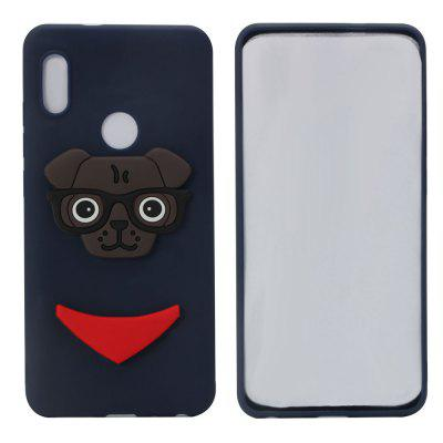 TPU Case for Xiaomi Redmi Note 5 Pro 3D Dog PatternCases &amp; Leather<br>TPU Case for Xiaomi Redmi Note 5 Pro 3D Dog Pattern<br><br>Compatible Model: Xiaomi Redmi Note 5 Pro<br>Features: Anti-knock<br>Mainly Compatible with: Xiaomi<br>Material: TPU<br>Package Contents: 1 x Phone Case<br>Package size (L x W x H): 16.00 x 8.00 x 1.20 cm / 6.3 x 3.15 x 0.47 inches<br>Package weight: 0.0350 kg<br>Product Size(L x W x H): 15.70 x 8.00 x 1.20 cm / 6.18 x 3.15 x 0.47 inches<br>Product weight: 0.0300 kg<br>Style: Cool, Pattern, Special Design