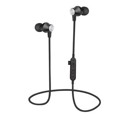 Noise Cancelling Bluetooth 4.2 Wireless Sports Headset with TF Slot for Phone