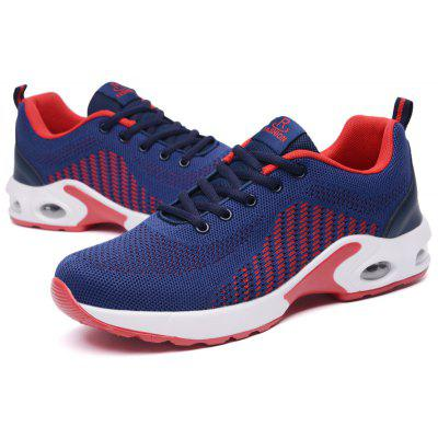 Men Breathable Mesh Surface Leisure Air Cushion Running ShoesMen's Sneakers<br>Men Breathable Mesh Surface Leisure Air Cushion Running Shoes<br><br>Available Size: 39 40 41 42 43 44<br>Closure Type: Lace-Up<br>Feature: Breathable<br>Gender: For Men<br>Outsole Material: Rubber<br>Package Contents: 1xShoes(1pair), 1xShoes(1pair)<br>Package Size(L x W x H): 25.00 x 20.00 x 10.00 cm / 9.84 x 7.87 x 3.94 inches, 25.00 x 20.00 x 10.00 cm / 9.84 x 7.87 x 3.94 inches<br>Package weight: 0.5000 kg, 0.5000 kg<br>Pattern Type: Solid<br>Product weight: 0.5000 kg, 0.5000 kg<br>Season: Summer<br>Upper Material: Canvas