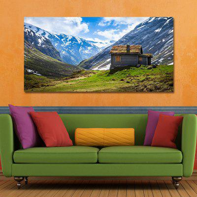 55 Photography A House on the Mountain Print ArtPrints<br>55 Photography A House on the Mountain Print Art<br><br>Brand: DYC<br>Craft: Print<br>Form: One Panel<br>Material: Canvas<br>Package Contents: 1 x Print<br>Package size (L x W x H): 45.00 x 6.00 x 6.00 cm / 17.72 x 2.36 x 2.36 inches<br>Package weight: 0.2200 kg<br>Painting: Without Inner Frame<br>Product size (L x W x H): 40.00 x 80.00 x 1.00 cm / 15.75 x 31.5 x 0.39 inches<br>Product weight: 0.1500 kg<br>Shape: Horizontal Panoramic<br>Style: Scenery / Landscape<br>Subjects: Landscape<br>Suitable Space: Garden,Living Room,Dining Room,Office,Hotel,Study Room / Office