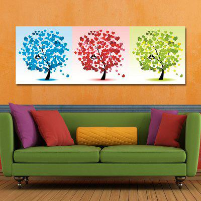 2-15 (12) Love Small Tree Fresh Wind Print ArtPrints<br>2-15 (12) Love Small Tree Fresh Wind Print Art<br><br>Brand: DYC<br>Craft: Print<br>Form: One Panel<br>Material: Canvas<br>Package Contents: 1 x Print<br>Package size (L x W x H): 35.00 x 6.00 x 6.00 cm / 13.78 x 2.36 x 2.36 inches<br>Package weight: 0.1500 kg<br>Painting: Without Inner Frame<br>Product size (L x W x H): 30.00 x 90.00 x 1.00 cm / 11.81 x 35.43 x 0.39 inches<br>Product weight: 0.0800 kg<br>Shape: Horizontal Panoramic<br>Style: Fresh Style, Funny, Cute, Plant<br>Subjects: Botanical<br>Suitable Space: Garden,Living Room,Bedroom,Hotel,Kids Room,Study Room / Office,Girls Room