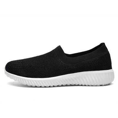 Women Outdoor Fashion Mesh Breathable ShoesWomens Flats<br>Women Outdoor Fashion Mesh Breathable Shoes<br><br>Available Size: 35-41<br>Closure Type: Slip-On<br>Embellishment: None<br>Gender: For Women<br>Outsole Material: PU<br>Package Contents: 1xShoes(pair)<br>Pattern Type: Solid<br>Season: Summer, Spring/Fall<br>Toe Shape: Round Toe<br>Toe Style: Closed Toe<br>Upper Material: Microfiber<br>Weight: 1.2000kg