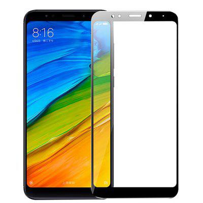 Tempered Glass Full Cover Anti-Explosion Screen Protector for Xiaomi 6X benks magic kr pro 0 15mm 3d curved tempered glass screen protector for iphone 6s plus 6 plus full cover white
