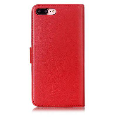for iPhone 8 Plus / 7 Plus Detachable Wallet Case Back Cover with Card SlotsiPhone Cases/Covers<br>for iPhone 8 Plus / 7 Plus Detachable Wallet Case Back Cover with Card Slots<br><br>Compatible for Apple: iPhone 7 Plus, iPhone 8 Plus<br>Features: Back Cover, Cases with Stand, With Credit Card Holder, FullBody Cases<br>Material: TPU, PU Leather<br>Package Contents: 1 x Phone Case<br>Package size (L x W x H): 20.00 x 12.00 x 4.00 cm / 7.87 x 4.72 x 1.57 inches<br>Package weight: 0.1000 kg<br>Product size (L x W x H): 16.00 x 9.00 x 2.00 cm / 6.3 x 3.54 x 0.79 inches<br>Product weight: 0.0500 kg<br>Style: Vintage