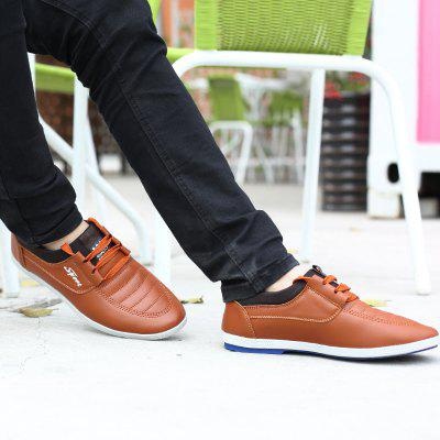 MUHUISEN  Men Casual Soft Leather Lace Up Loafers Flats Male Driving ShoesMen's Oxford<br>MUHUISEN  Men Casual Soft Leather Lace Up Loafers Flats Male Driving Shoes<br><br>Brand: MUHUISEN<br>Closure Type: Lace-Up<br>Contents: 1 x Pair of Shoes<br>Function: Slip Resistant<br>Lining Material: PU<br>Materials: Microfiber Leather<br>Occasion: Hotel Uniforms, Outdoor Clothing, Rainy Day, Shopping, Office, Daily, Holiday, Dress, Party, Formal, Casual, Dancing<br>Outsole Material: Rubber<br>Package Size ( L x W x H ): 32.00 x 20.00 x 12.00 cm / 12.6 x 7.87 x 4.72 inches<br>Package weight: 0.8000 kg<br>Pattern Type: Solid<br>Product weight: 0.6000 kg<br>Seasons: Spring,Summer,Winter,Autumn<br>Style: Comfortable, Leisure, Business, Fashion, Casual<br>Toe Shape: Round Toe<br>Type: Casual Shoes<br>Upper Material: Microfiber Leather