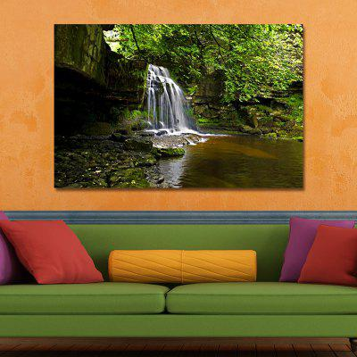WPM6EYDH Photography A River in the Forest Print ArtPrints<br>WPM6EYDH Photography A River in the Forest Print Art<br><br>Brand: DYC<br>Craft: Print<br>Form: One Panel<br>Material: Canvas<br>Package Contents: 1 x Print<br>Package size (L x W x H): 45.00 x 6.00 x 6.00 cm / 17.72 x 2.36 x 2.36 inches<br>Package weight: 0.2000 kg<br>Painting: Without Inner Frame<br>Product size (L x W x H): 40.00 x 60.00 x 1.00 cm / 15.75 x 23.62 x 0.39 inches<br>Product weight: 0.1200 kg<br>Shape: Horizontal Panoramic<br>Style: Scenery / Landscape<br>Subjects: Landscape<br>Suitable Space: Garden,Living Room,Dining Room,Office,Hotel,Study Room / Office