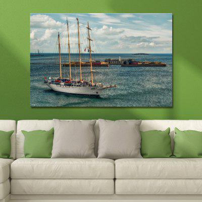 05 278  Photography Sea Sailing Scenery Print ArtPrints<br>05 278  Photography Sea Sailing Scenery Print Art<br><br>Brand: DYC<br>Craft: Print<br>Form: One Panel<br>Material: Canvas<br>Package Contents: 1 x Print<br>Package size (L x W x H): 45.00 x 6.00 x 6.00 cm / 17.72 x 2.36 x 2.36 inches<br>Package weight: 0.2000 kg<br>Painting: Without Inner Frame<br>Product size (L x W x H): 40.00 x 60.00 x 1.00 cm / 15.75 x 23.62 x 0.39 inches<br>Product weight: 0.1200 kg<br>Shape: Horizontal Panoramic<br>Style: Scenery / Landscape, Holiday<br>Subjects: Landscape<br>Suitable Space: Garden,Living Room,Dining Room,Office,Hotel,Study Room / Office