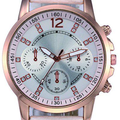 Men Large Dial Leather Cool Quartz Casual WatchMens Watches<br>Men Large Dial Leather Cool Quartz Casual Watch<br><br>Band material: PU<br>Band size: 24x2cm<br>Case material: Stainless Steel<br>Clasp type: Pin buckle<br>Dial size: 4x4x1.1cm<br>Display type: Analog<br>Movement type: Quartz watch<br>Package Contents: 1 x Watch,1 x Box<br>Package size (L x W x H): 8.00 x 8.00 x 8.00 cm / 3.15 x 3.15 x 3.15 inches<br>Package weight: 0.0350 kg<br>Product size (L x W x H): 24.00 x 4.00 x 1.10 cm / 9.45 x 1.57 x 0.43 inches<br>Product weight: 0.0300 kg<br>Shape of the dial: Round<br>Watch mirror: Mineral glass<br>Watch style: Cool, Business, Fashion, Casual<br>Watches categories: Men