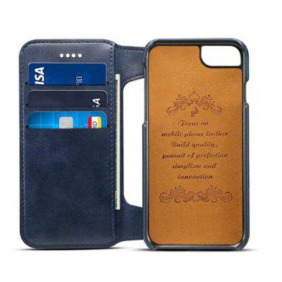 for iPhone 8 / 7 Case Back Cover with Detachable Zipper Wallet Card SlotiPhone Cases/Covers<br>for iPhone 8 / 7 Case Back Cover with Detachable Zipper Wallet Card Slot<br><br>Compatible for Apple: iPhone 7, iPhone 8<br>Features: Cases with Stand, With Credit Card Holder<br>Material: PU Leather, TPU<br>Package Contents: 1 x Phone Case<br>Package size (L x W x H): 20.00 x 12.00 x 4.00 cm / 7.87 x 4.72 x 1.57 inches<br>Package weight: 0.1000 kg<br>Product size (L x W x H): 16.00 x 8.00 x 2.00 cm / 6.3 x 3.15 x 0.79 inches<br>Product weight: 0.0500 kg<br>Style: Vintage