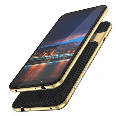 Case for Redmi 5 Plus / Note 5 Shockproof with Stand Back CoverCases &amp; Leather<br>Case for Redmi 5 Plus / Note 5 Shockproof with Stand Back Cover<br><br>Compatible Model: for Redmi 5 Plus / Note 5<br>Features: Back Cover, Cases with Stand, Anti-knock<br>Mainly Compatible with: Xiaomi<br>Material: PC, TPU<br>Package Contents: 1 x Phone Case<br>Package size (L x W x H): 16.00 x 8.50 x 1.30 cm / 6.3 x 3.35 x 0.51 inches<br>Package weight: 0.0380 kg<br>Product Size(L x W x H): 15.50 x 8.00 x 1.00 cm / 6.1 x 3.15 x 0.39 inches<br>Product weight: 0.0330 kg<br>Style: Mixed Color