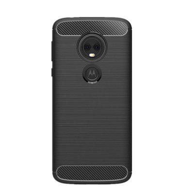 Case for Moto E5 Plus Shockproof Back Cover Solid Color Soft Carbon FiberCases &amp; Leather<br>Case for Moto E5 Plus Shockproof Back Cover Solid Color Soft Carbon Fiber<br><br>Compatible Model: Moto E5 Plus<br>Features: Back Cover, Anti-knock, Dirt-resistant<br>Material: TPU<br>Package Contents: 1 x Phone Case<br>Package size (L x W x H): 20.00 x 10.00 x 1.00 cm / 7.87 x 3.94 x 0.39 inches<br>Package weight: 0.0300 kg<br>Product Size(L x W x H): 16.00 x 6.00 x 0.70 cm / 6.3 x 2.36 x 0.28 inches<br>Product weight: 0.0200 kg<br>Style: Solid Color, Cool, Silk Texture
