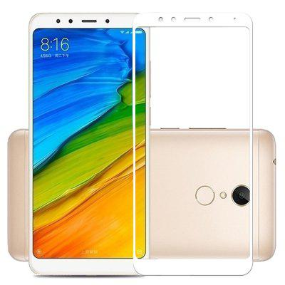 2PCS Full Cover Tempered Glass Screen Protector for Xiaomi Redmi 5 5.7inchScreen Protectors<br>2PCS Full Cover Tempered Glass Screen Protector for Xiaomi Redmi 5 5.7inch<br><br>Compatible Model: Xiaomi Redmi 5 5.7inch<br>Features: Protect Screen, Ultra thin, High-definition, Anti scratch<br>Mainly Compatible with: Xiaomi<br>Material: Tempered Glass<br>Package Contents: 2 x Protective Screen, 2 x Clean Cloth<br>Package size (L x W x H): 18.00 x 11.00 x 1.00 cm / 7.09 x 4.33 x 0.39 inches<br>Package weight: 0.0750 kg<br>Product weight: 0.0100 kg<br>Thickness: 0.3mm<br>Type: Screen Protector