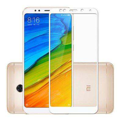 2PCS Full Cover Tempered Glass Screen Protector for Xiaomi Redmi 5 PlusScreen Protectors<br>2PCS Full Cover Tempered Glass Screen Protector for Xiaomi Redmi 5 Plus<br><br>Compatible Model: Xiaomi Redmi 5 Plus<br>Features: Protect Screen, Ultra thin, High-definition, Anti scratch<br>Mainly Compatible with: Xiaomi<br>Material: Tempered Glass<br>Package Contents: 2 x Protective Screen, 2 x Clean Cloth<br>Package size (L x W x H): 18.00 x 11.00 x 1.00 cm / 7.09 x 4.33 x 0.39 inches<br>Package weight: 0.0750 kg<br>Product weight: 0.0100 kg<br>Thickness: 0.3mm<br>Type: Screen Protector