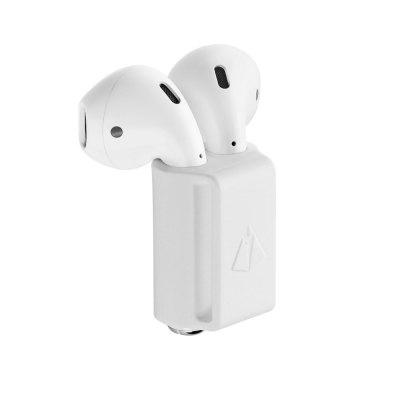 Portable Stand for Apple Airpods Air Pods Wireless Headphones AccessoriesBluetooth Headphones<br>Portable Stand for Apple Airpods Air Pods Wireless Headphones Accessories<br><br>Headphone Accessories Type: Headphone Storage Box<br>Package Contents: 1 x Case<br>Package size (L x W x H): 3.00 x 2.00 x 2.00 cm / 1.18 x 0.79 x 0.79 inches<br>Package weight: 0.1300 kg<br>Product size (L x W x H): 2.50 x 1.80 x 1.40 cm / 0.98 x 0.71 x 0.55 inches<br>Product weight: 0.1000 kg