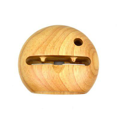 Wooden Creative Oval BracketStands &amp; Holders<br>Wooden Creative Oval Bracket<br><br>Package Contents: 1 x Wooden Bracket<br>Package size (L x W x H): 10.00 x 4.00 x 11.00 cm / 3.94 x 1.57 x 4.33 inches<br>Package weight: 0.2000 kg<br>Product size (L x W x H): 10.00 x 4.00 x 11.00 cm / 3.94 x 1.57 x 4.33 inches<br>Product weight: 0.2000 kg