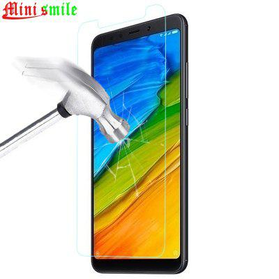Minismile Tempered Glass Screen Protector for Redmi Note 5 Pro India VersionScreen Protectors<br>Minismile Tempered Glass Screen Protector for Redmi Note 5 Pro India Version<br><br>Compatible Model: Xiaomi Redmi Note 5 Pro India Version<br>Features: Protect Screen, Anti-oil, Anti scratch, Anti fingerprint, High-definition, High sensitivity, Ultra thin, Waterproof, Shock Proof, High Transparency<br>Mainly Compatible with: Xiaomi<br>Material: Tempered Glass<br>Package Contents: 1 x Screen Protector, 1 x Dry Wipe, 1 x Dust Sticker, 1 x Wet Wipe<br>Package size (L x W x H): 18.00 x 10.00 x 0.50 cm / 7.09 x 3.94 x 0.2 inches<br>Package weight: 0.0260 kg<br>Product Size(L x W x H): 15.20 x 6.86 x 0.02 cm / 5.98 x 2.7 x 0.01 inches<br>Product weight: 0.0080 kg<br>Surface Hardness: 9H<br>Thickness: 0.2mm<br>Type: Screen Protector