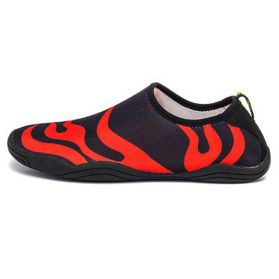 Summer Outdoor Snorkeling Swimming Quick-Dry Water ShoesFlats &amp; Loafers<br>Summer Outdoor Snorkeling Swimming Quick-Dry Water Shoes<br><br>Available Size: 36-45<br>Closure Type: Slip-On<br>Feature: Breathable, Anti-slip<br>Gender: Unisex<br>Outsole Material: Rubber<br>Package Contents: 1 x Shoes (pair)<br>Package Size ( L x W x H ): 29.00 x 15.00 x 5.00 cm / 11.42 x 5.91 x 1.97 inches<br>Pattern Type: Others<br>Season: Summer<br>Type: Casual Shoes<br>Upper Material: Stretch Fabric<br>Weight: 0.4350kg