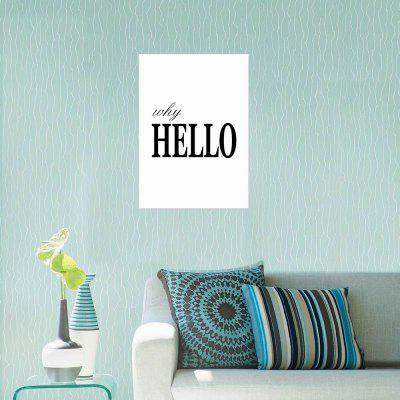 W273 Letters Design Unframed Wall Canvas Prints for Home DecorationPrints<br>W273 Letters Design Unframed Wall Canvas Prints for Home Decoration<br><br>Craft: Print<br>Form: One Panel<br>Material: Canvas<br>Package Contents: 1 x Print<br>Package size (L x W x H): 45.00 x 5.00 x 5.00 cm / 17.72 x 1.97 x 1.97 inches<br>Package weight: 0.0680 kg<br>Painting: Without Inner Frame<br>Product size (L x W x H): 40.00 x 56.00 x 1.00 cm / 15.75 x 22.05 x 0.39 inches<br>Product weight: 0.0630 kg<br>Shape: Vertical<br>Style: Modern Style, Artistic Style<br>Subjects: Letter<br>Suitable Space: Living Room,Bathroom,Bedroom,Dining Room,Office,Hotel,Cafes,Kids Room,Kids Room,Study Room / Office,Boys Room,Girls Room
