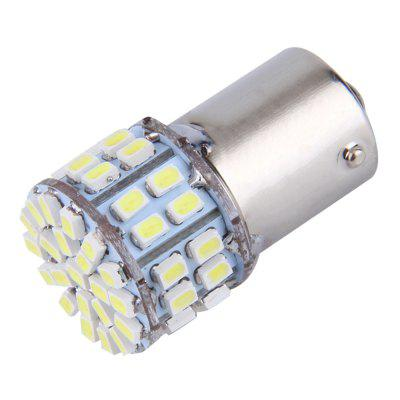 1156 BA15s 50LED 1206 Turning Lamp Brake Light Tail Blub 12V Auto Car Led 2PCSOthers Car Lights<br>1156 BA15s 50LED 1206 Turning Lamp Brake Light Tail Blub 12V Auto Car Led 2PCS<br><br>Apply lamp position: External Lights<br>Apply To Car Brand: Universal<br>Color temperatures: 6000-6500K<br>Connector: 1156<br>Emitting color: White<br>Feature: Low Power Consumption, Easy to use<br>LED Type: SMD 1206<br>LED/Bulb quantity: 50<br>Lumens: 600<br>Package Contents: 2 x LED Blub<br>Package size (L x W x H): 6.00 x 6.00 x 2.00 cm / 2.36 x 2.36 x 0.79 inches<br>Package weight: 0.0140 kg<br>Power: 5W<br>Product size (L x W x H): 3.60 x 1.90 x 1.90 cm / 1.42 x 0.75 x 0.75 inches<br>Product weight: 0.0070 kg<br>Type: Tail Light, Brake Light, Turn Signal Light, Car LED<br>Type of lamp-house: LED<br>Voltage: 12V DC