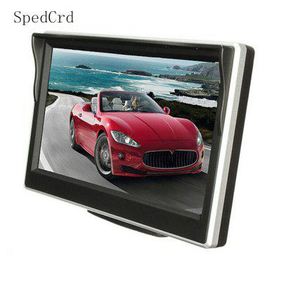 SpedCrd  5 Pollice Car Rear View Monitor TFT LCD A Colori DisplayCar DVD Player<br>SpedCrd  5 Pollice Car Rear View Monitor TFT LCD A Colori Display<br><br>Apply To Car Brand: Universal<br>Aspect Ratio: 16:9<br>Display Resolution: 800 x 480<br>Display screen: LCD<br>Model: NX-5<br>Package Contents: 1 x Display Screen, 1 x Power Cable, 1 x English manual<br>Package size (L x W x H): 15.00 x 12.00 x 5.00 cm / 5.91 x 4.72 x 1.97 inches<br>Package weight: 0.2250 kg<br>Power: 3W<br>Power Cable Length: 1m<br>Power Supply: 12v<br>Product size (L x W x H): 12.60 x 8.20 x 1.20 cm / 4.96 x 3.23 x 0.47 inches<br>Product weight: 0.1590 kg<br>Video format: NTSC, PAL, NTSC, PAL<br>Waterproof level: No