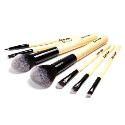 7pcs Funditional Make Up Brushes with BagMakeup Brushes &amp; Tools<br>7pcs Funditional Make Up Brushes with Bag<br><br>Brush Material: Fiber Hair<br>Handle Material: Wood<br>Package Content: 1 x Makeup bag, 7* Makeup Brush<br>Package size (L x W x H): 18.00 x 10.00 x 7.00 cm / 7.09 x 3.94 x 2.76 inches<br>Package weight: 0.0200 kg<br>Product size (L x W x H): 17.00 x 9.00 x 6.00 cm / 6.69 x 3.54 x 2.36 inches<br>Product weight: 0.0100 kg<br>Used With: Eyeliner,Lip,Powder,Concealer,Foundation,Blusher,Eye Shadow,Sets / Kits,Eyebrow Powder