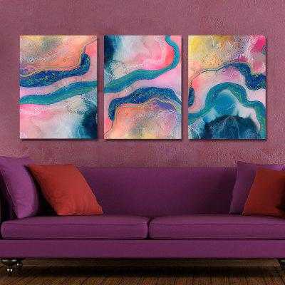 DYC11042 - 15-19-20 3PCS Abstract Pattern of Fashion Print ArtPrints<br>DYC11042 - 15-19-20 3PCS Abstract Pattern of Fashion Print Art<br><br>Brand: DYC<br>Craft: Print<br>Form: Three Panels<br>Material: Canvas<br>Package Contents: 3 x Prints<br>Package size (L x W x H): 35.00 x 6.00 x 6.00 cm / 13.78 x 2.36 x 2.36 inches<br>Package weight: 0.1800 kg<br>Painting: Without Inner Frame<br>Product size (L x W x H): 30.00 x 40.00 x 3.00 cm / 11.81 x 15.75 x 1.18 inches<br>Product weight: 0.1200 kg<br>Shape: Vertical<br>Style: Chic / Modern, Creative, Fashion, Novelty, Abstract<br>Subjects: Abstract<br>Suitable Space: Garden,Living Room,Bedroom,Dining Room,Office,Hotel,Study Room / Office,Game Room