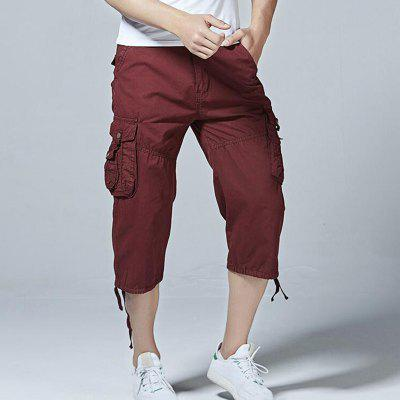 Men Big Pockets Loose Pants Casual Cargo ShortsMens Shorts<br>Men Big Pockets Loose Pants Casual Cargo Shorts<br><br>Closure Type: Button<br>Material: Cotton<br>Occasion: Daily Use, Casual<br>Package Contents: 1 x Shorts<br>Package size: 1.00 x 1.00 x 1.00 cm / 0.39 x 0.39 x 0.39 inches<br>Package weight: 0.3900 kg<br>Pattern: Solid Color<br>Product weight: 0.3800 kg<br>Style: Casual<br>Thickness: Regular