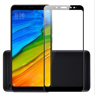 2PCS Tempered Glass Film for Redmi Note5 Pro 9H Hardness Full Screen Protector nillkin 9h 0 3mm cp tempered glass full screen protector film for iphone 6 plus 5 5 white