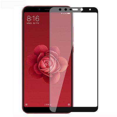 2PCS Tempered Glass Film for Xiaomi Mi 6X 9H Hardness Full Screen ProtectorScreen Protectors<br>2PCS Tempered Glass Film for Xiaomi Mi 6X 9H Hardness Full Screen Protector<br><br>Compatible Model: 6X<br>Features: Anti Glare, Anti-oil, Anti scratch, Anti fingerprint, High-definition, High sensitivity, Ultra thin, High Transparency, Protect Screen<br>Mainly Compatible with: Xiaomi<br>Material: Tempered Glass<br>Package Contents: 2 x Protective Screen<br>Package size (L x W x H): 15.00 x 8.00 x 0.40 cm / 5.91 x 3.15 x 0.16 inches<br>Package weight: 0.0190 kg<br>Product Size(L x W x H): 14.00 x 7.00 x 0.03 cm / 5.51 x 2.76 x 0.01 inches<br>Product weight: 0.0150 kg<br>Surface Hardness: 9H<br>Thickness: 0.26mm<br>Type: Screen Protector