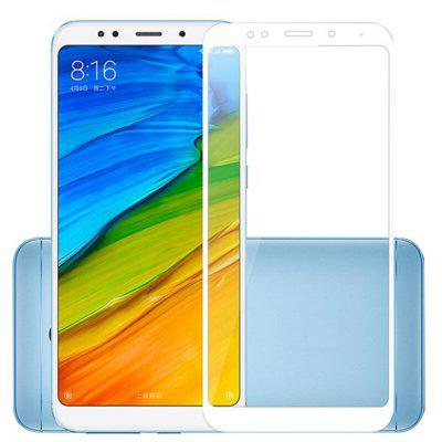 2PCS Tempered Glass Film for Xiaomi Mi 6X 9H Hardness Full Screen Protector nillkin 9h 0 3mm cp tempered glass full screen protector film for iphone 6 plus 5 5 white