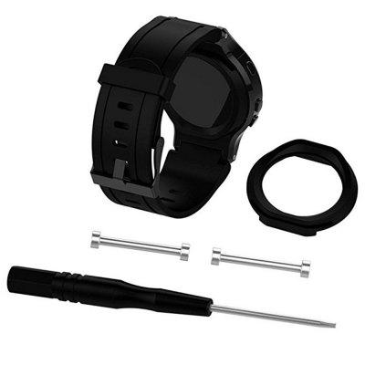 Smart Watch Replaceable Wristband for Garmin Forerunner 225 SiliconeSmart Watch Accessories<br>Smart Watch Replaceable Wristband for Garmin Forerunner 225 Silicone<br><br>Package Contents: 1 x Watch Band , 2 x Adapter , 1 x Tool<br>Package size: 22.00 x 3.00 x 1.00 cm / 8.66 x 1.18 x 0.39 inches<br>Package weight: 0.0250 kg<br>Product size: 19.00 x 2.50 x 1.00 cm / 7.48 x 0.98 x 0.39 inches<br>Product weight: 0.0230 kg