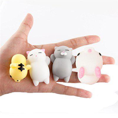 Relief Jumbo Squishy Animals Stress Toy 13PCSSquishy toys<br>Relief Jumbo Squishy Animals Stress Toy 13PCS<br><br>Features: Creative Toy<br>Materials: PU<br>Package Contents: 13 x Squishy toy<br>Package size: 16.00 x 6.00 x 2.00 cm / 6.3 x 2.36 x 0.79 inches<br>Package weight: 0.2200 kg<br>Product size: 5.00 x 2.10 x 1.00 cm / 1.97 x 0.83 x 0.39 inches<br>Product weight: 0.2000 kg<br>Series: Entertainment<br>Theme: Other