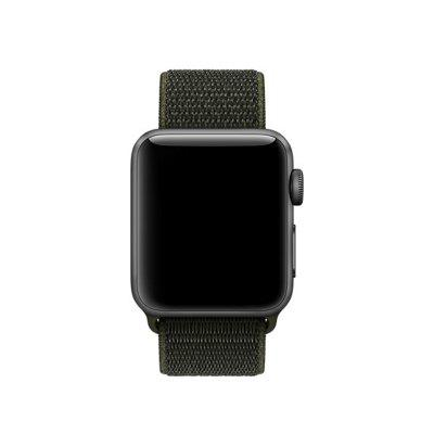 New Nylon Sport Loop with Hook Strap Replacment Band for Apple Watch 38MMSmart Watch Accessories<br>New Nylon Sport Loop with Hook Strap Replacment Band for Apple Watch 38MM<br><br>Package Contents: 1 x Watch Band<br>Package size: 25.00 x 5.00 x 5.00 cm / 9.84 x 1.97 x 1.97 inches<br>Package weight: 0.0600 kg<br>Product size: 20.00 x 4.00 x 3.00 cm / 7.87 x 1.57 x 1.18 inches<br>Product weight: 0.0500 kg