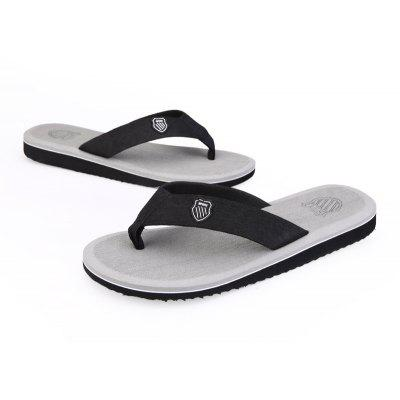 Men Summer Fashion Flip FlopsMens Slippers<br>Men Summer Fashion Flip Flops<br><br>Available Size: 40 41 42 43 44<br>Embellishment: None<br>Gender: For Men<br>Outsole Material: Rubber<br>Package Contents: 1?Shoes(pair)<br>Pattern Type: Others<br>Season: Summer<br>Slipper Type: Outdoor<br>Style: Leisure<br>Upper Material: Cotton Fabric<br>Weight: 1.0200kg